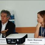 Игорь Минтусов и Мария Морозова (Mersedes-Benz)