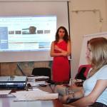 Олеся Непомнящая рассказыват об этапах сертификации