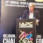 Выступление Игоря Минтусова на IAPC