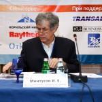Игорь Минтусов на GR-конгрессе - 2011
