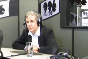 Игорь Минтусов в студии Финам FM