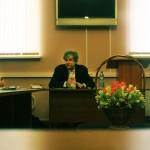 лекция Игоря Минтусова в МГЛУ