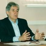 Игорь Минтусов в Московском государственном лингвистическом университете