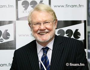 Ричард Линнинг на ФИНАМ.ФМ