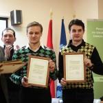 Андрей Цепелев и Валерий Соловьев - победители 2010 года