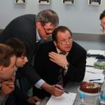 Совещание жюри, PolitPRpro-2011