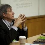 Игорь Минтусов ведет мастер-класс на MoscowPRWeek2012