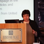 Доклад Екатерины Егоровой на конференции EAPC
