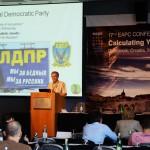 Доклад Игоря Минтусова на конференции EAPC