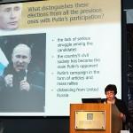 """Президент """"Никколо М"""" Екатерина Егорова выступает на конференции EAPC"""