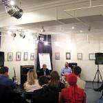 Встреча с Игорем Минтусовым в клубе МВЕУ