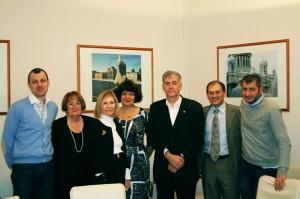 Встреча с учеными университета Колорадо в СПбГУ