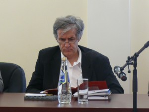 Игорь Минтусов на форуме в Ульяновске