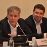 Игорь Минтусов на круглом столе Общественной палаты