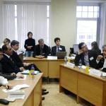 Круглый стол «Формирование имиджа страны, региона, государства в международной конкурентной среде»