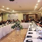 Игорь Минтусов на международной конференции в Баку