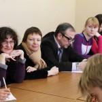 Слушатели лекции Игоря Минтусова в ТвГУ