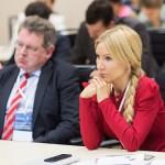 Зрители круглого стола «Политический storytelling»