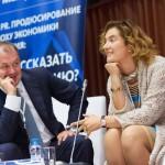 Станислав Наумов и Юлиана Слащева