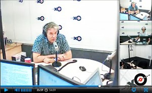 """Игорь Минтусов в программе """"Без дураков"""" на """"Эхе Москвы"""""""