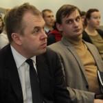 Президент РАСО Станислав Наумов