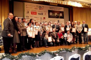 Вручение премии RuPoR в рамках форума «Дни PR ЦФО»
