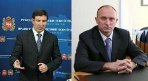 Михаил Юревич и Бориса Дубровский