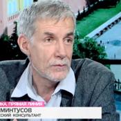 """Игорь Минтусов на телеканале """"Дождь"""""""